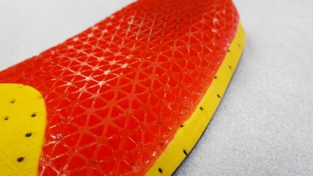 ワークマン wmb 3D STRUCTURE インソール