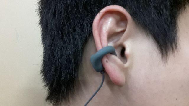 Clip Ear Bluetooth Headset